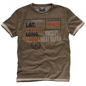 Mud Tee with Hinkley Coordinates