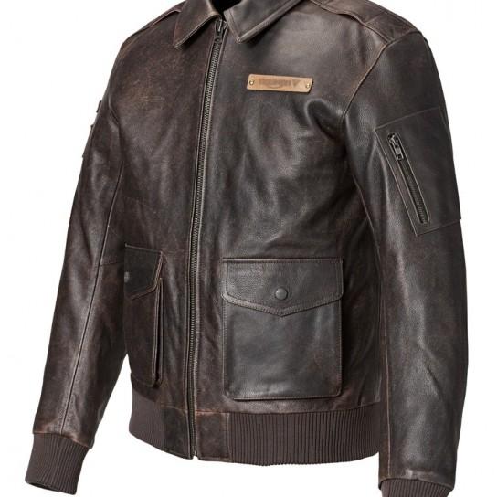 McQueen Bomber Jacket
