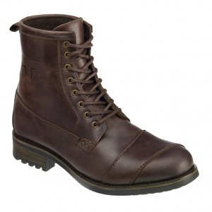 BOOT_BROWN LEATHER_