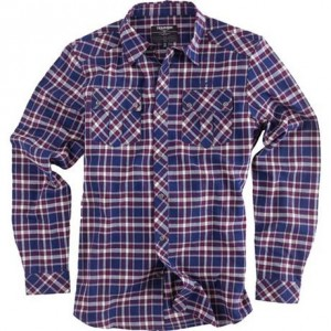 Henlow Flannel Shirt 1