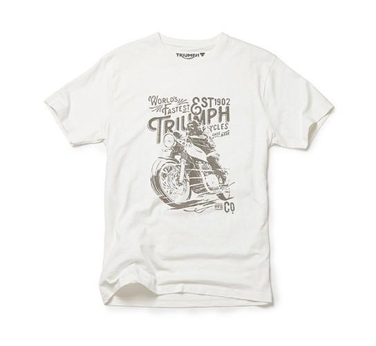 Triumph Gus Tee