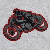Moto Guzzi Garage Grey 3