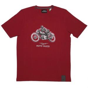 Moto Guzzi Garage Red 2